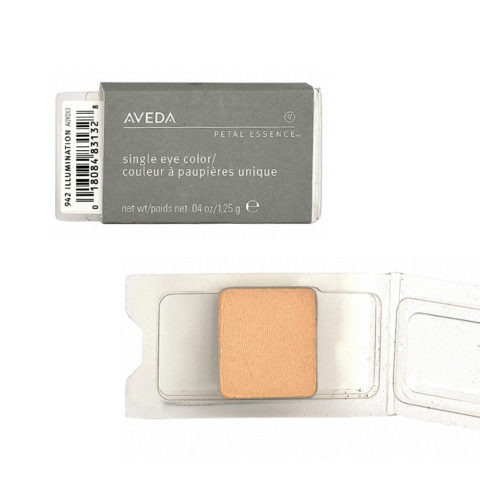 Aveda Petal Essence Single Eye Color 942 Illumination 1.25gr - mini ombretto