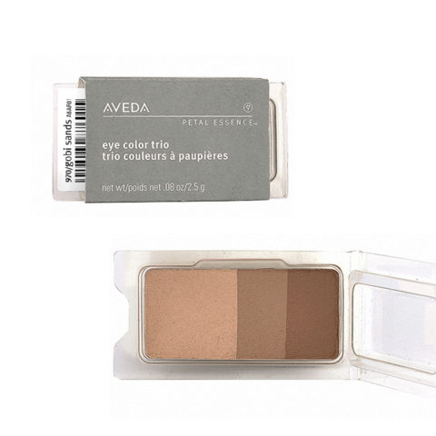 Aveda Petal Essence Eye Color Trio 970 Gobi Sands 2.5gr - ombretto