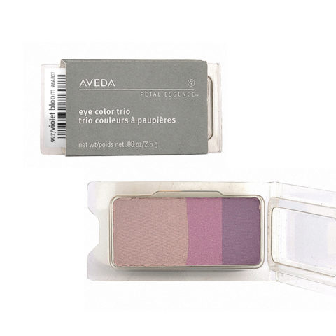 Aveda Petal Essence Eye Color Trio 997 Violet Bloom 2.5gr - ombretto