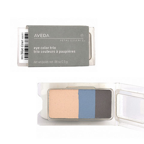 Aveda Petal Essence Eye Color Trio 999 Blue Dawn 2.5gr - ombretto