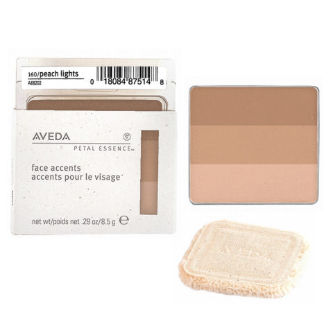 Aveda Petal Essence Face Accents 160 Peach Lights 8.5gr - blush