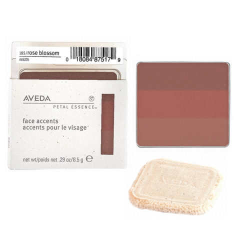 Aveda Petal Essence Face Accents 185 Rose Blossom 8.5gr - blush