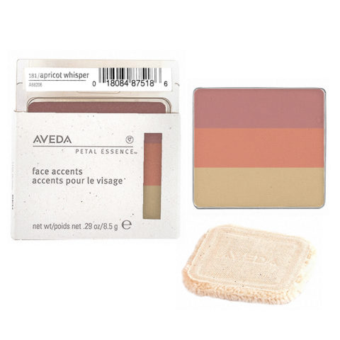 Aveda Petal Essence Face Accents 181 Apricot Whisper 8.5gr - blush