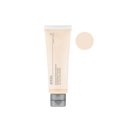 Aveda Inner Mineral Tinted Moisture 01 Aspen 50ml - fondotinta in crema chiaro puro