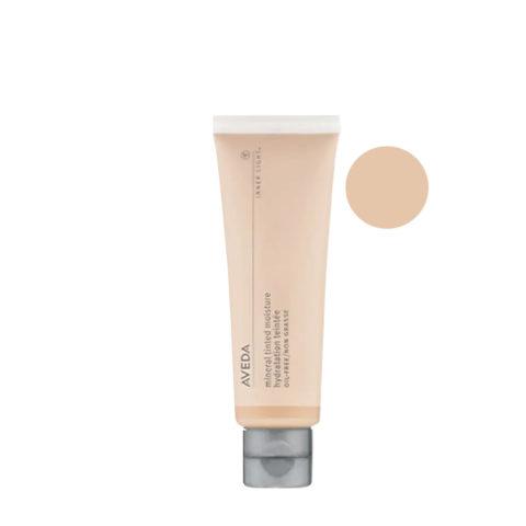 Aveda Inner Mineral Tinted Moisture 02 Beachwood 50ml - fondotinta in crema chiaro caldo