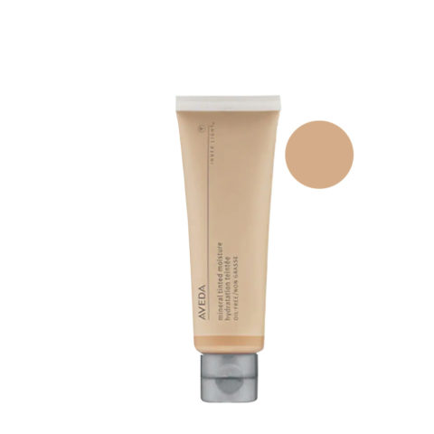 Aveda Inner Mineral Tinted Moisture 04 Sandstone 50ml - fondotinta in crema medio caldo