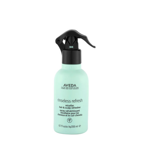Aveda Rinseless Refresh Micellar Hair & Scalp Cleanser 200ml - acqua micellare spray per capelli