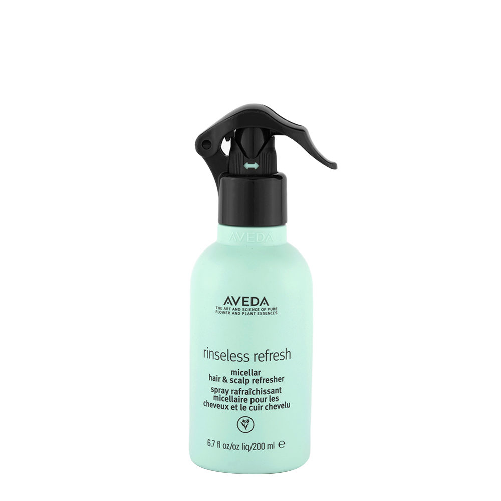 Aveda Rinseless Refresh Micellar Acqua Micellare Spray per Capelli 200ml
