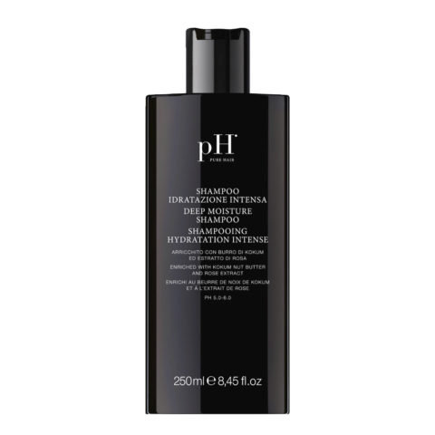 Ph Laboratories Deep Moisture Shampoo 250ml - shampoo idratante