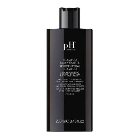 Ph Laboratories Rejuvenating Shampoo 250ml - shampoo anticaduta