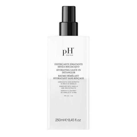 Ph Laboratories Hydrating Leave In Detangler 250ml - spray idratante