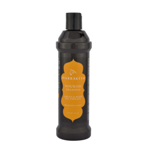 Marrakesh Nourish Shampoo Dreamsicle scent 355ml - shampoo nutriente