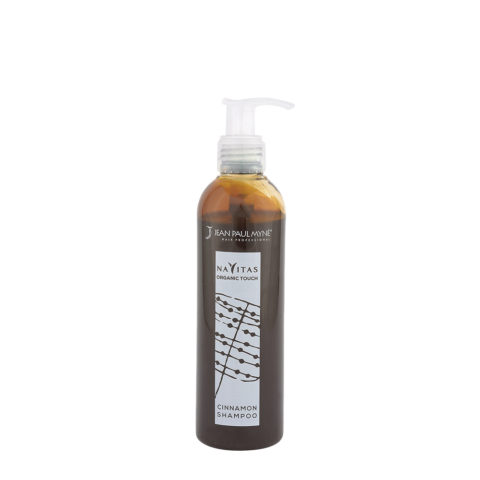 Jean Paul Myne Navitas Organic Touch shampoo Cinnamon 250ml - Shampoo Colorante