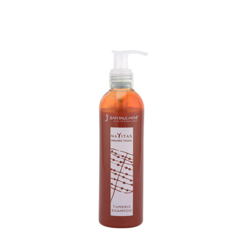 Jean Paul Myne Navitas Organic Touch shampoo Tumeric 250ml - Shampoo Colorante