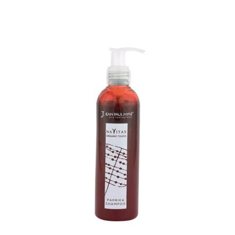 Jean Paul Myne Navitas Organic Touch shampoo Paprika 250ml - Shampoo Colorante