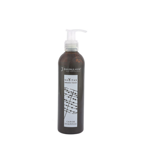 Jean Paul Myne Navitas Organic Touch shampoo Carob 250ml - Shampoo Colorante
