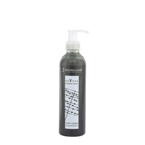 Jean Paul Myne Navitas Organic Touch shampoo Poppy Seeds 250ml - Shampoo Colorante