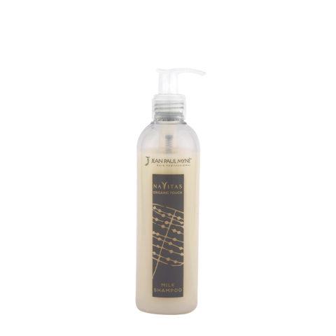 Jean Paul Myne Navitas Organic Touch shampoo Milk 250ml - Shampoo Idratante