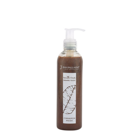 Jean Paul Myne Navitas Organic Touch mask Cinnamon 250ml - Maschera Colorante