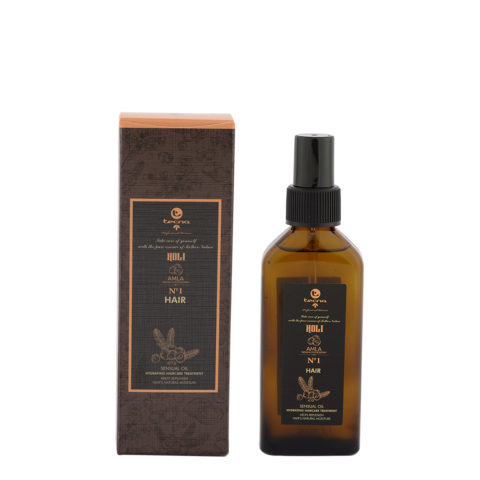 Tecna Holi Hair n.1 Amla 100ml – olio capelli antinvecchiamento profumato