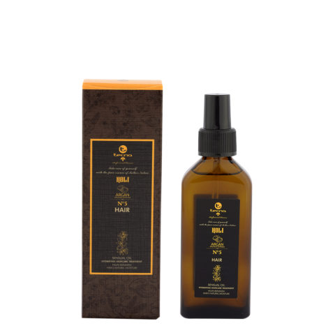 Tecna Holi Hair n.5 Argan 100ml – Olio Capelli Argan Profumato