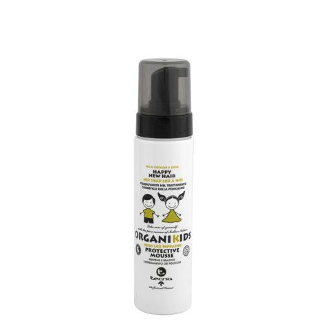 Tecna Organikids Protective Mousse 200ml - Schiuma Prevenzione Pidocchi
