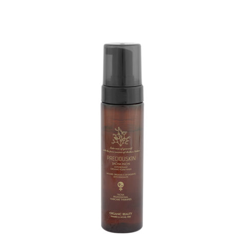 Tecna Preciouskin Sacha Inchi Bagnoschiuma in Mousse Naturale per il Corpo 200ml