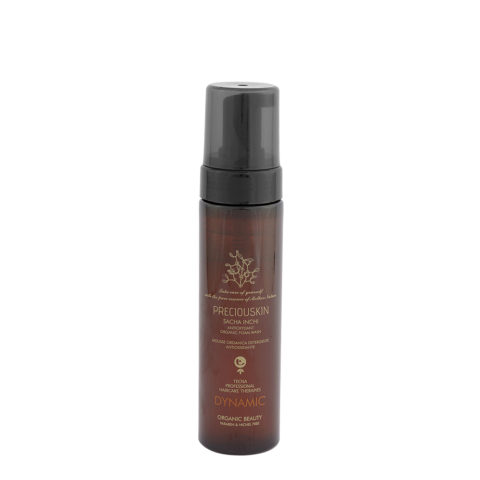 Tecna Preciouskin Sacha Inchi Bagnoschiuma Naturale in Mousse per il Corpo 200ml