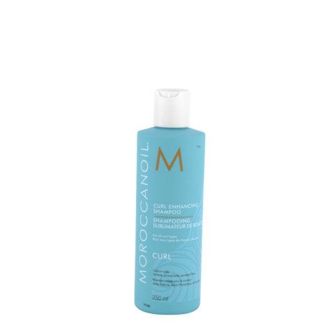 Moroccanoil Curl Enhancing Shampoo 250ml - Shampoo Ricci