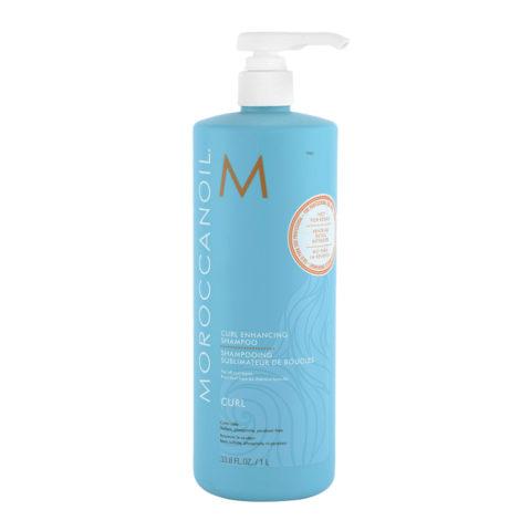 Moroccanoil Curl Enhancing Shampoo 1000ml - Shampoo Ricci