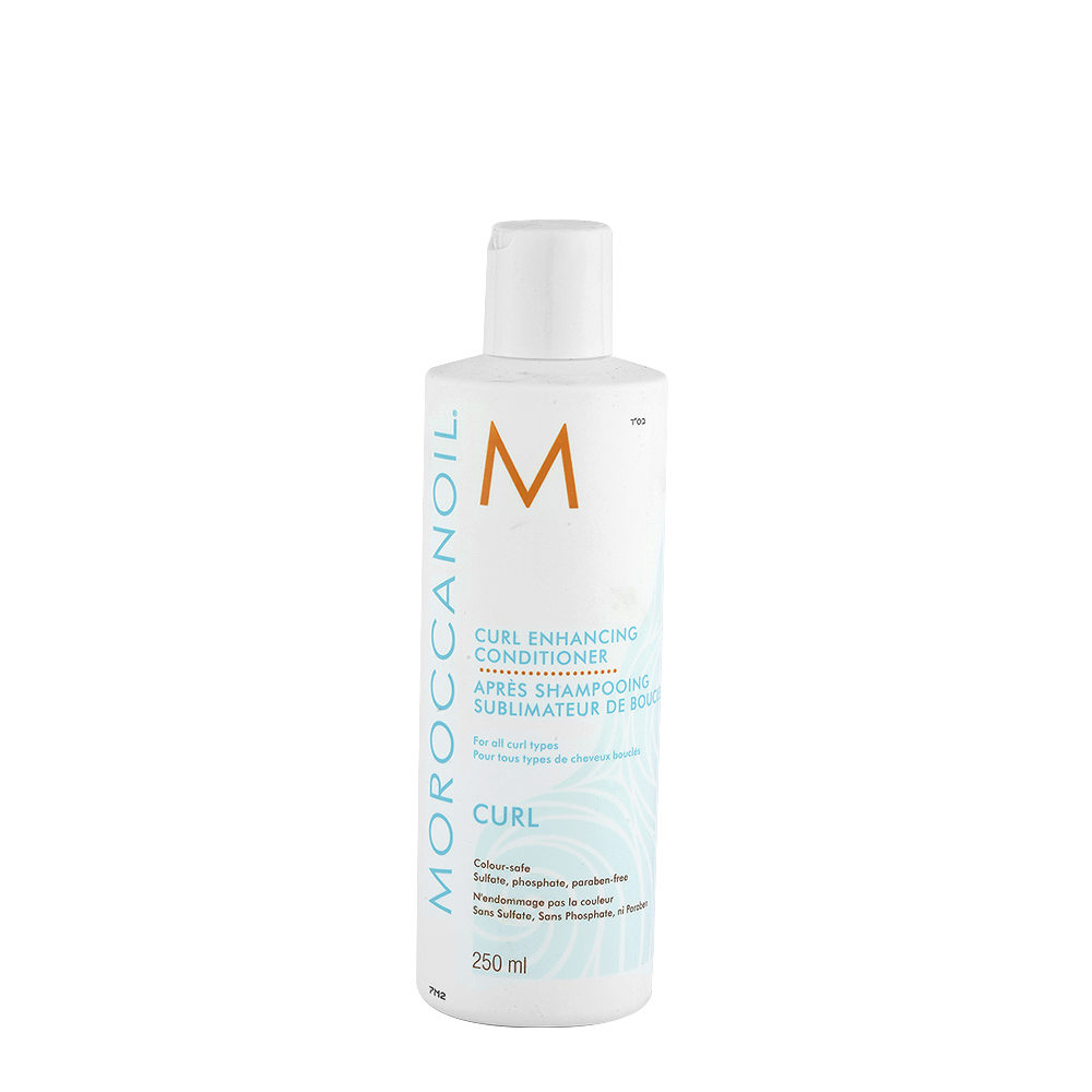 Moroccanoil Curl Enhancing Conditioner 250ml - balsamo ricci