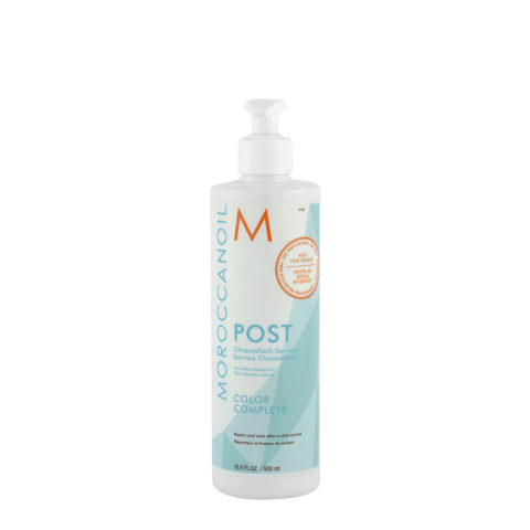 Moroccanoil Color Complete Chromatech Post 500ml - siero ristrutturante post colorazione