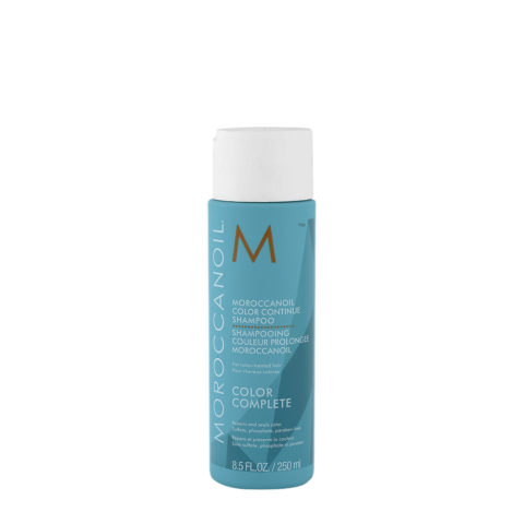 Moroccanoil Color Continue Shampoo 250ml - Shampoo Capelli Colorati