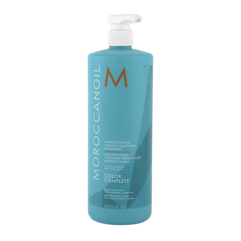 Moroccanoil Color Continue Shampoo 1000ml - Shampoo Capelli Colorati