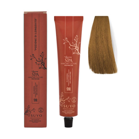 653 Biondo Scuro Wood Intenso - Tecna Tsuyo Colour Marronati 90ml