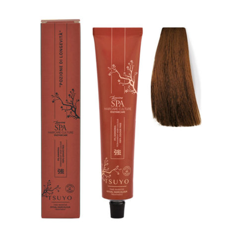 535 Castano Chiaro Wood Naturale - Tecna Tsuyo Colour Marronati 90ml
