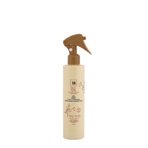 Tecna Tsuyo A Shiki Cuticle Preparer 250ml - Spray Fortificante Pre Colore