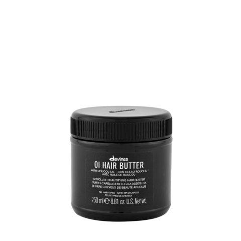 Davines OI Hair Butter 250ml - burro per capelli profumato idratante