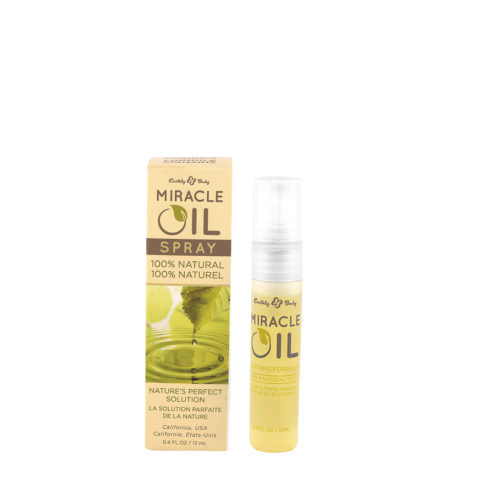 Earthly Body Miracle Oil spray 12ml - olio essenziale naturale al 100%