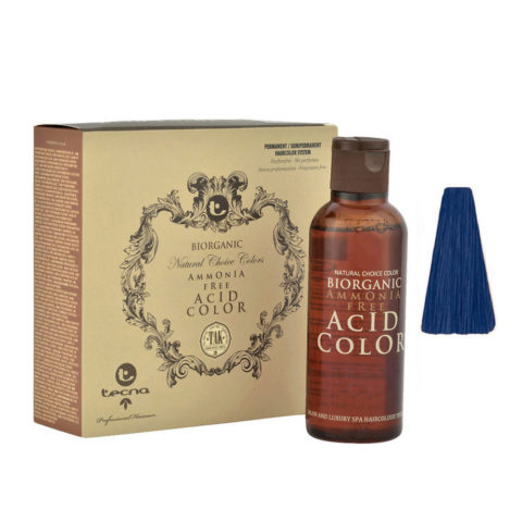 BLUE Intensificatore blu Tecna NCC Biorganic acid color 3x130ml