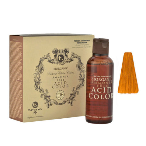 GOLD Intensificatore oro Tecna NCC Biorganic acid color 3x130ml