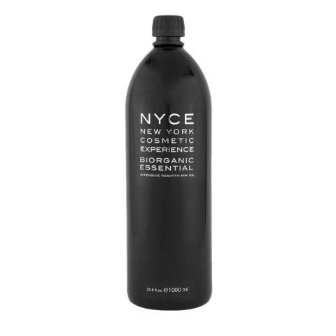 Nyce Biorganic essential Intensive Rebirth Mix Oil 1000ml - Olio ristrutturante capelli danneggiati