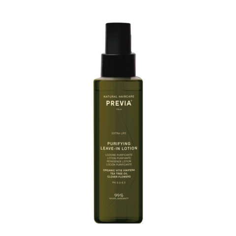 Previa Purifying Leave-In Lotion 100ml - lozione antiforfora