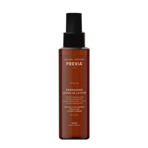 Previa Energising Leave In Lotion 100ml - lozione anticaduta