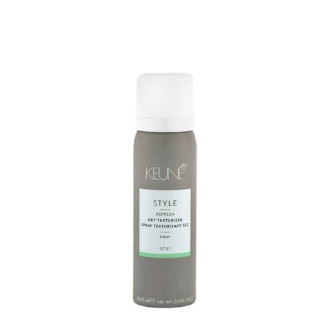 Keune Style Refresh Dry Texturizer N.61, 75ml - spray texturizzante secco