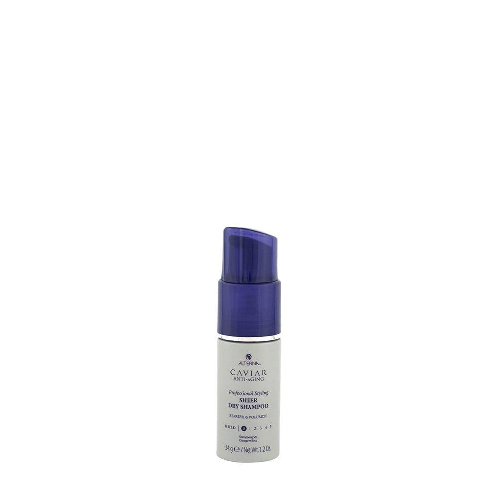 Alterna Caviar Sheer Dry Shampoo 34gr - shampoo a secco