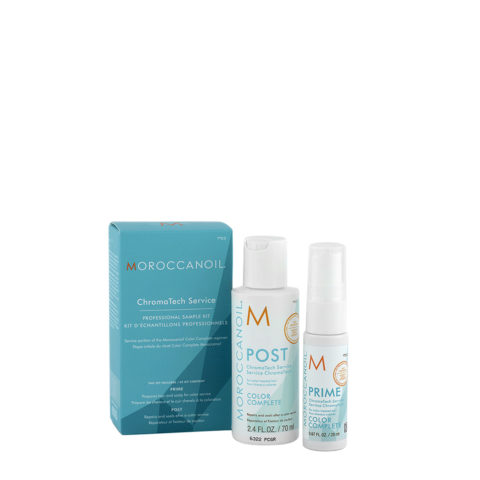 Moroccanoil ChromaTech Service Kit mini - Pre E Post Colorazione