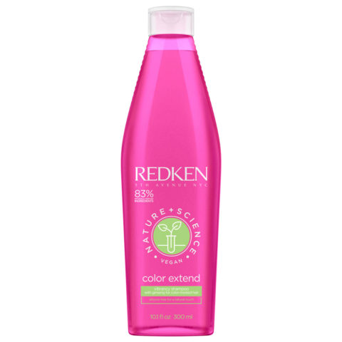 Redken Nature + Science Color Extend Shampoo 300ml - shampoo capelli colorati
