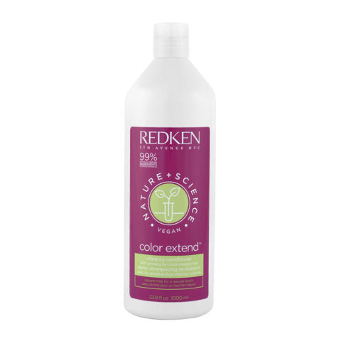 Redken Nature + Science Color Extend Conditioner 1000ml - balsamo capelli colorati