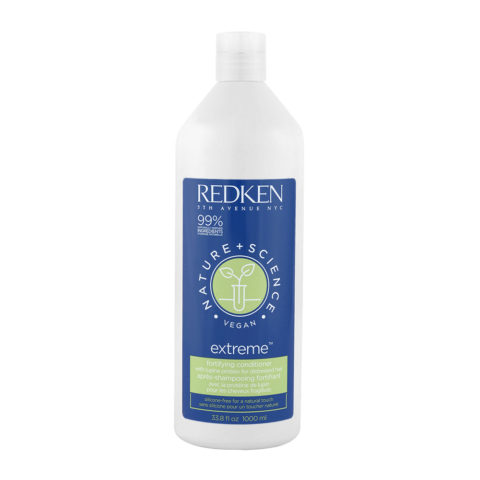 Redken Nature + Science Extreme Conditioner 1000ml - balsamo fortificante